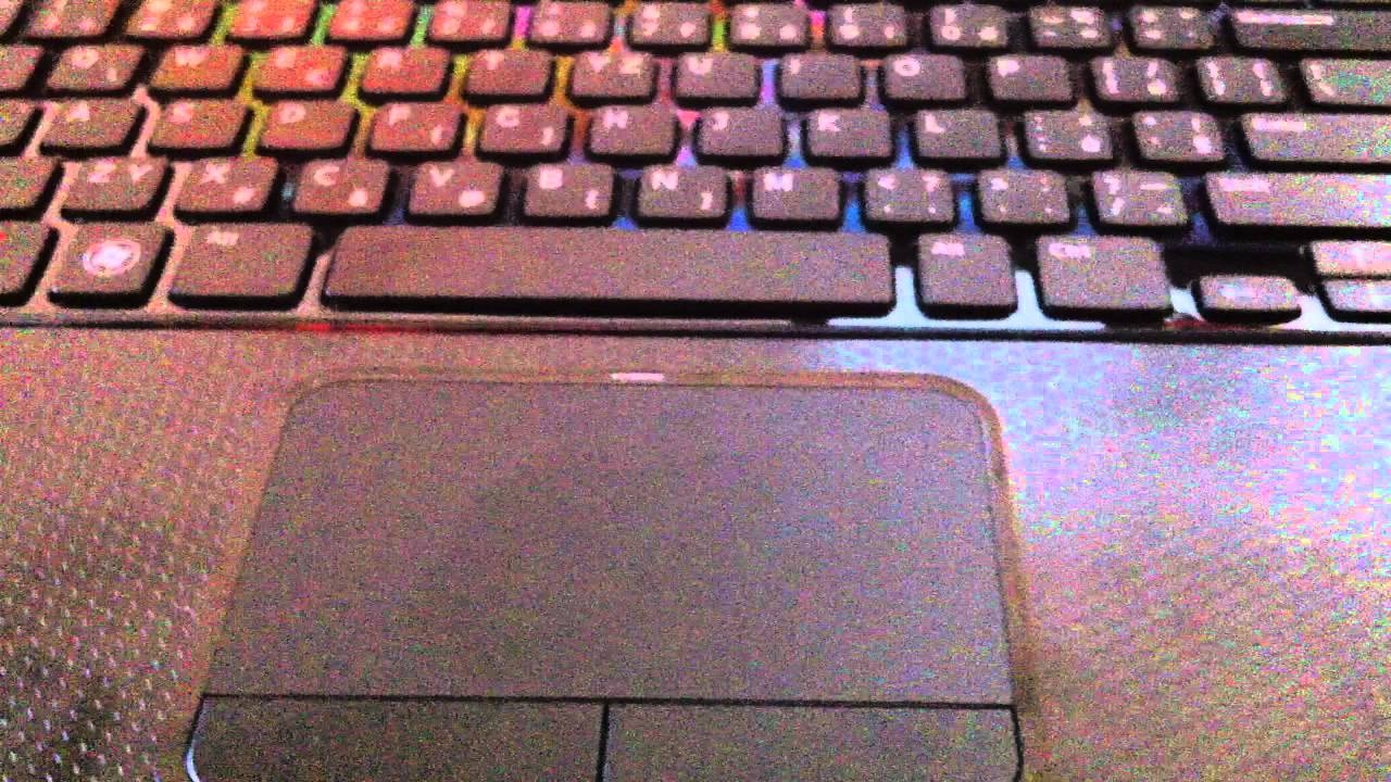 Dell 7720 Keyboard Dell Inspiron se 7720 Sound