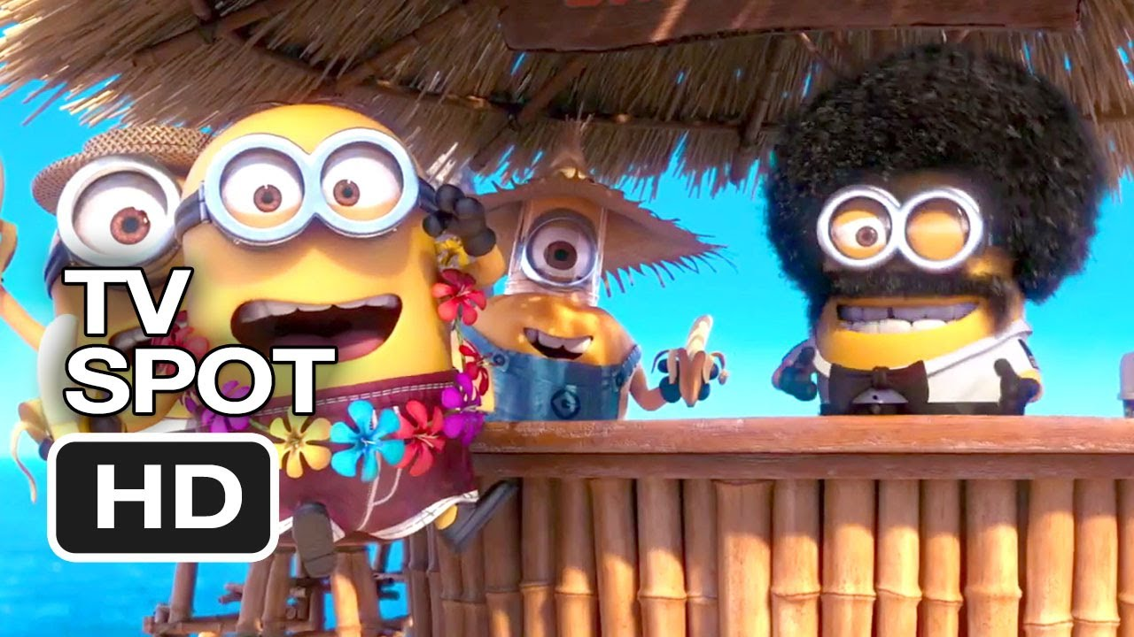 Despicable Me 2 TV SPOT