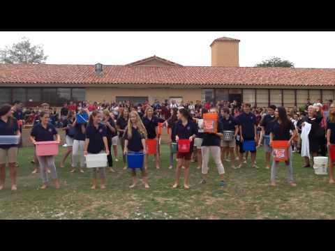 Salpointe Catholic High School Ice Bucket Challenge - 08/21/2014