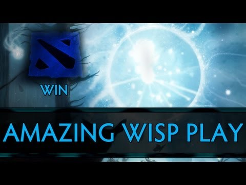 Dota 2 Win  Amazing Wisp Io Play