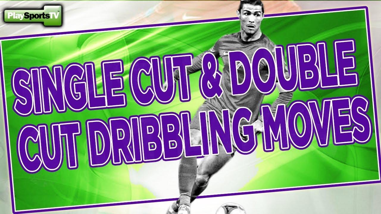 Dribbling Soccer Moves Cut Soccer Dribbling Moves
