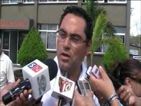 El secretario del Ayuntamiento Benito Juárez, Lenin Zenteno Avila, desmintió que haya acudido a la ciudad de México a presentarse a la SIEDO
