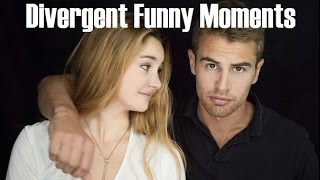 Divergent Funny Moments