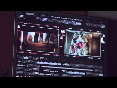 Христина Соловій - Тримай (backstage video)