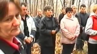 ŠKRLJEVITA, 31- X. 2006.  PRVA POSLIJERATNA SV. MISA