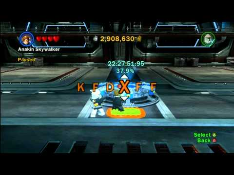 Lego Star Wars III: The Clone Wars How To Unlock All Characters 360/PS3/Wii