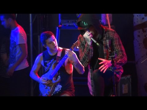 Chelsea Grin - Live  Volta, Moscow 01.03.2015 (full Show) video