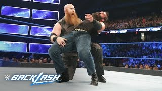 Luke Harper vs. Erick Rowan: WWE Backlash 2017 (WWE Network Exclusive)