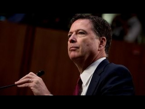 Comey's testimony proved that he is a dirty cop: Christopher Farrell