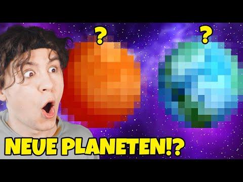 *NEUES UPDATE* Was können diese NEUEN PLANETEN? - Solar Smash