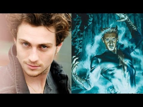 Aaron Taylor-Johnson Confirmed For AVENGERS: AGE OF ULTRON