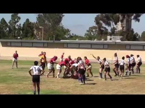 2014 WPL - San Diego Surfers vs. ORSU (9/27/14)