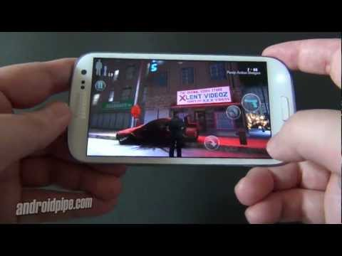 Max Payne Mobile Review (Android) - Samsung Galaxy S III - AndroidPipe.com