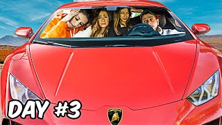 Last to Leave Lamborghini, Keeps It - Challenge