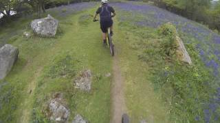 Nutcracker Downhill - East Dartmoor