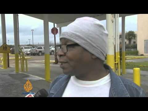 US man walks free after 30 years on death row