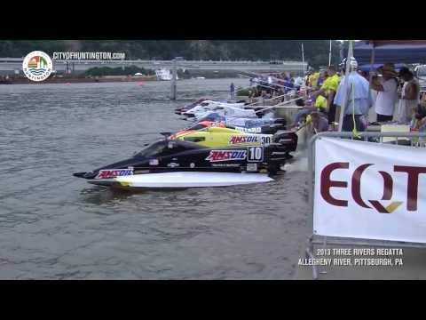 Powerboat Superleague : Huntington 2013