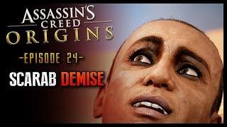 Assassin's Creed Origins Walkthrough Part 24 Scarab's Demise