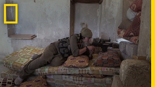 Female Snipers Fighting ISIS | Hell on Earth