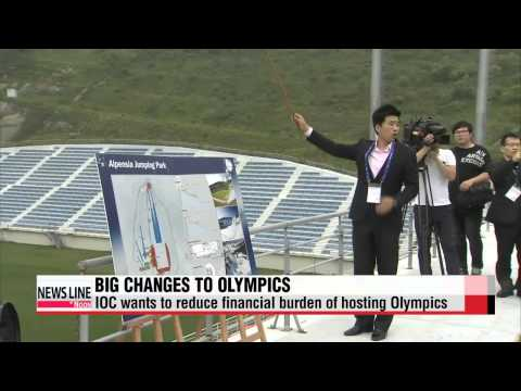Sweeping new IOC reforms will allow multiple countries to co-host Olympics   올림픽