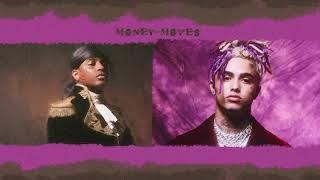 "Lil Pump x Ski Mask the Slump God Type Beat ""money moves"" [prodby.sknnyblackjeans]"