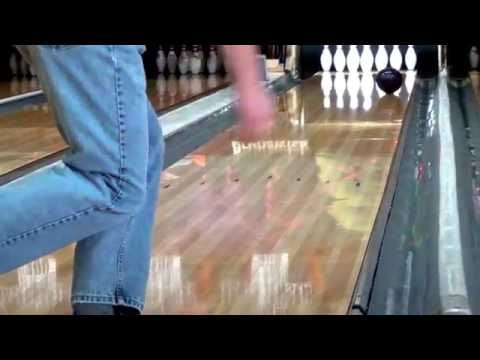 Life Lesson: Paul's Bowling Session with Dad 04-29-2012