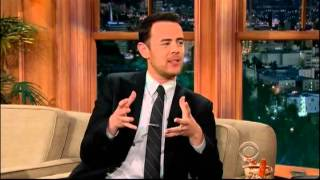 Craig Ferguson 5/6/14D Late Late Show Colin Hanks