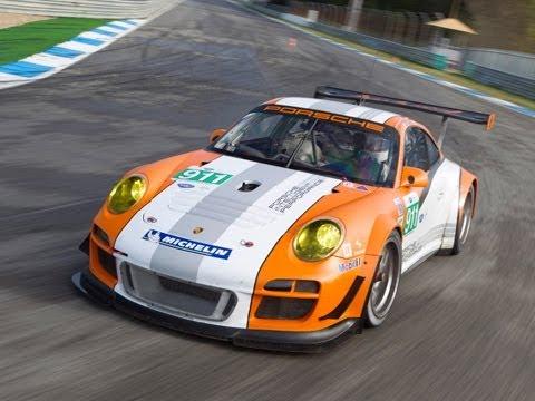 Hot Lap of Estoril in the Porsche 911 GT3 R Hybrid 2.0 Race Car