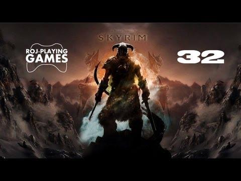 The Elder Scrolls V: Skyrim #32 - Powrót Legendy! (Roj-Playing Games!)