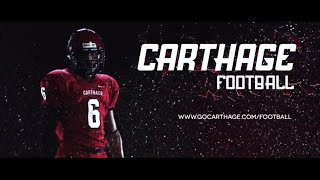 Carthage College Football Feature Video