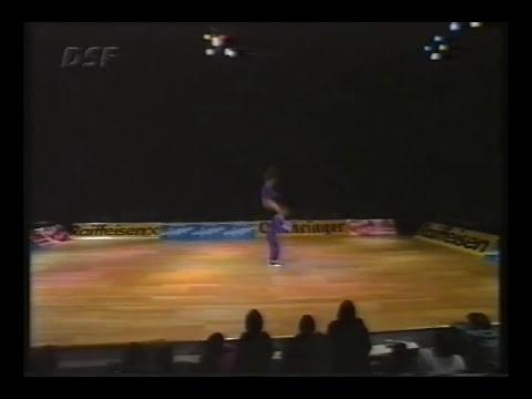 Michaela Vecerova & Roman Kolb - World Masters München 1993