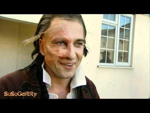 Gerard Butler - Phantom's mask