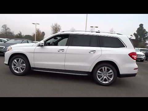 2017 Mercedes-Benz GLS Pleasanton, Walnut Creek, Fremont, San Jose, Livermore, CA 17-1059