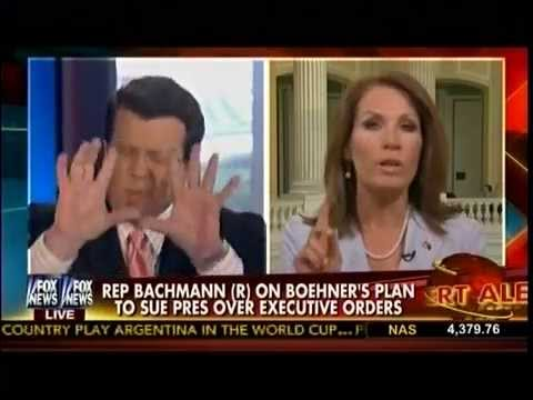 Boehner Plans To Sue Obama Over Executive Orders - Cavuto