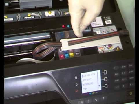 CISS HP Officejet 4620