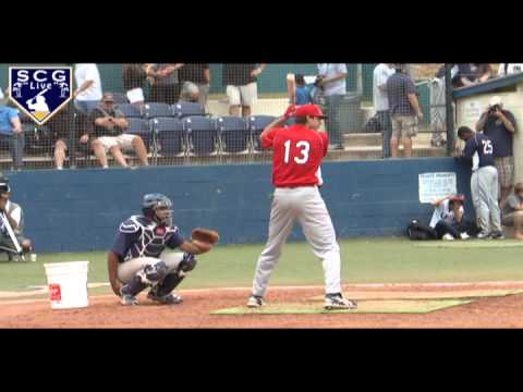 2011 PG All American Joey Gallo Home Run Derby