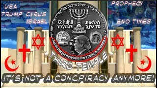 Video: Jewish Third Temple brings end times Jewish, Christian and Islamic prophecies true