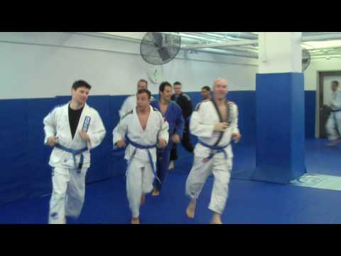 Renzo Gracie AM Training in NYC Image 1