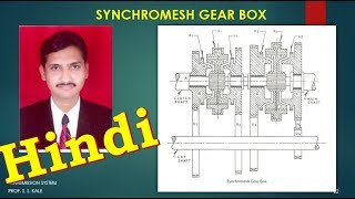 Synchromesh gear box in Hindi