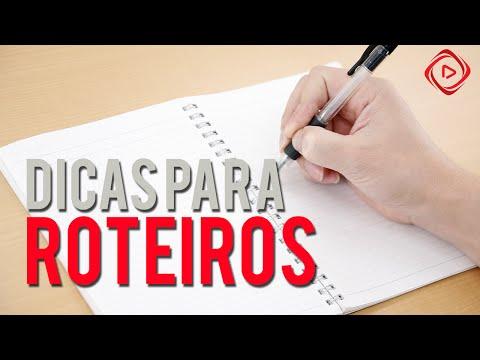 O QUE PENSAR NA HORA DE FAZER ROTEIROS PARA SEUS VÍDEOS? | DICAS YOUTUBE thumbnail
