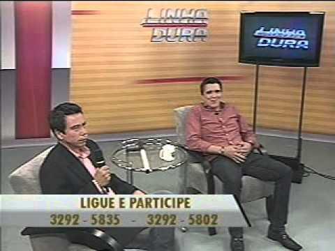 Linha Dura araguari com Dr. Thiago Araújo - parte II