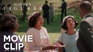 "Hidden Figures | ""Slice of Pie"" Clip [HD] 