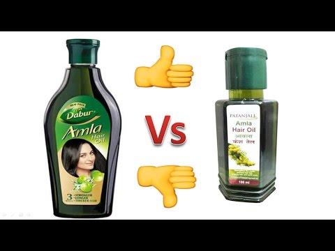 Dabur amla hair oil Vs Patanjali amla hair oil - which is better & how?? Honest review