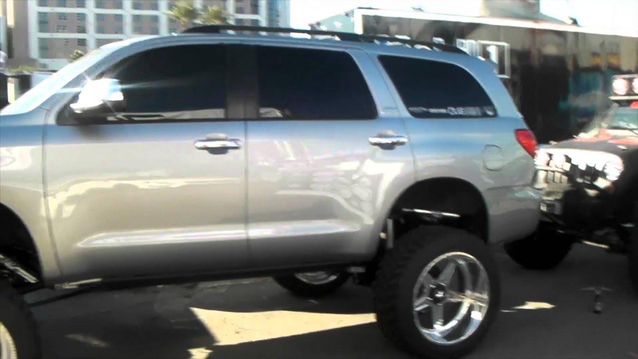 18 Inch Tires >> DUBSandTIRES.com Toyota 4Runner on 24'' Chrome American ...