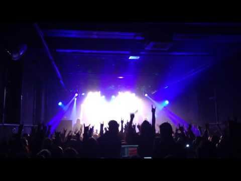Children Of Bodom - Downfall (live) Mostovna Slovenia 25.11.2015