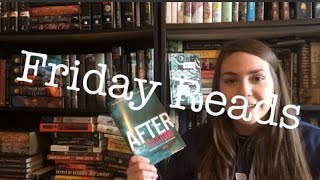 Friday Reads | March 27, 2015