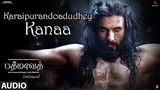 Karaipurandoadudhey Kanaa Song   Padmaavat Tamil   Deepika Padukone,Shahid Kapoor,Ranveer Singh