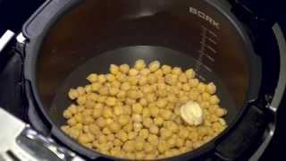 Рецепт хумуса в мультиварке BORK U800 от Дениса Никифорова
