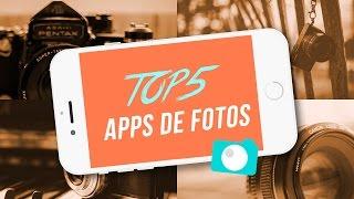 Meu Top 5 Apps de Fotos | BLIZZ