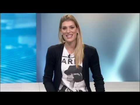 Francesca Piccinini a Sky Sport